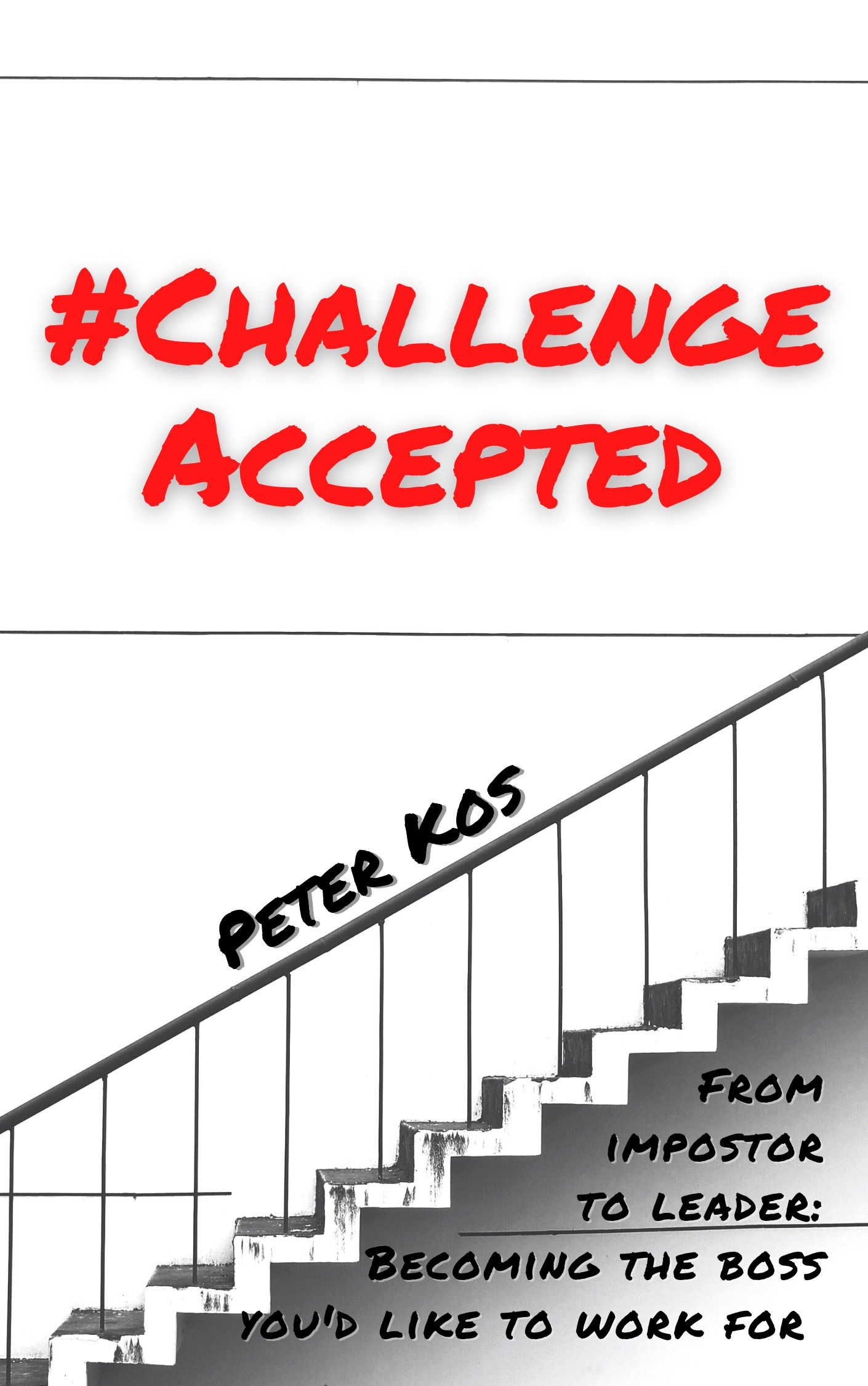 #ChallengeAccepted book cover